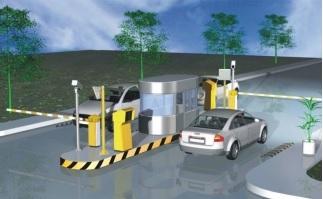 Hệ thống quản lý bãi đỗ xe tự động thông minh