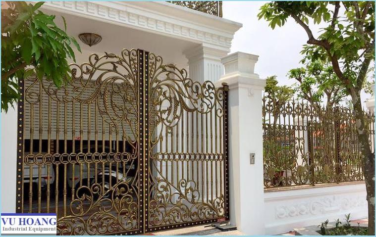 Mẫu cổng biệt thự đẹp|Top những mẫu cổng đẹp hiện đại nhất