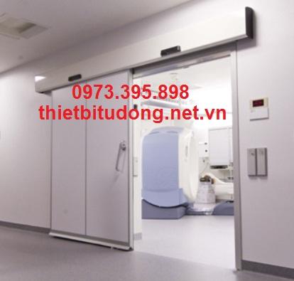 Nhận lắp đặt cửa tự động bệnh viện