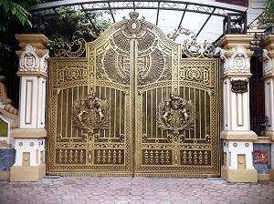 Những đặc điểm nổi bật của 3 loại cổng tự động công ty Vũ Hoàng