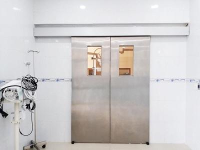 Những điều cần biết về cửa chì bệnh viện