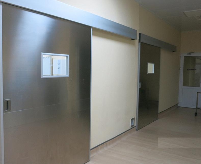 Những loại cửa tự động nào chuyên dùng trong bệnh viện?