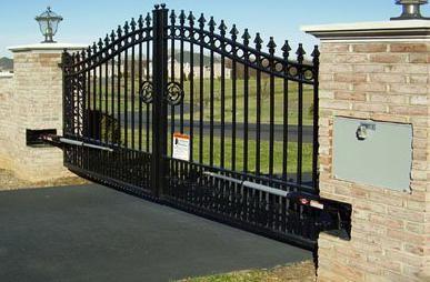 Những lý do cổng tự động trở nên phổ biến