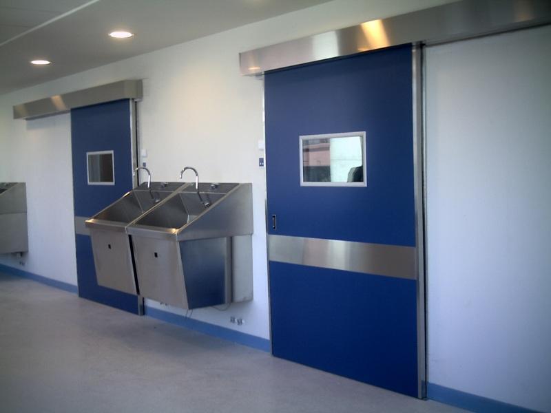 Những tiện ích và thuận lợi mà cửa tự động mang lại trong bệnh viện.