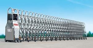 Sự cần thiết của cổng xếp tự động