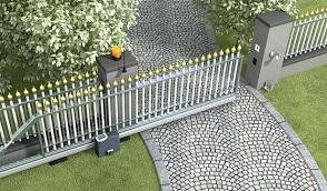 Sự tiện lợi của cổng tự động