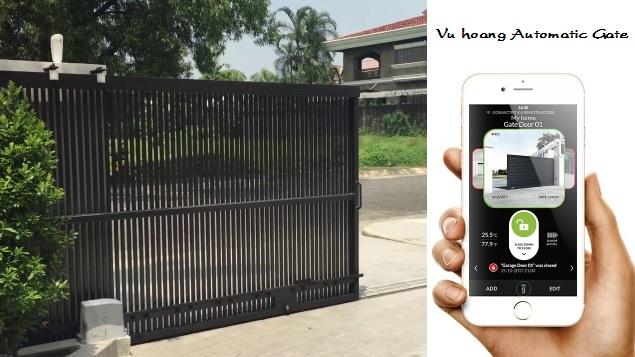 Thiết bị tự động hóa cửa cổng là gì?