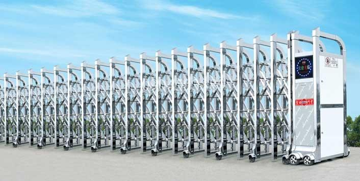 Tư vấn nơi phân phối cửa xếp tự động uy tín chất lượng, giá cả phải chăng.
