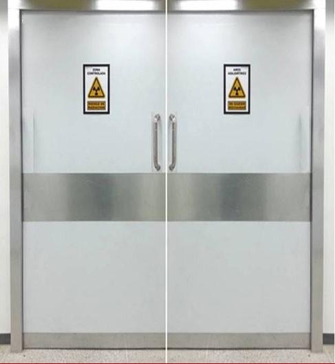 Vai trò và tầm quan trọng của cửa chì bệnh viện
